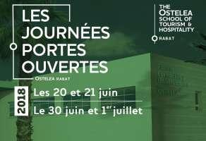1ère édition des Journées Portes Ouvertes Ostelea Rabat