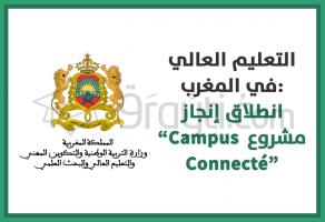 التعليم العالي في المغرب: انطلاق إنجاز مشروع Campus Connecté
