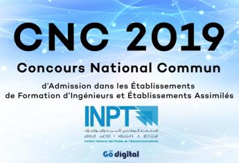 Note aux candidats concernant le déroulement des épreuves écrites de CNC 2019